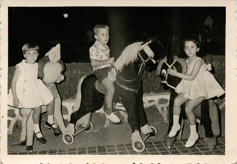 Niños en el parque municipal de Arrecife II