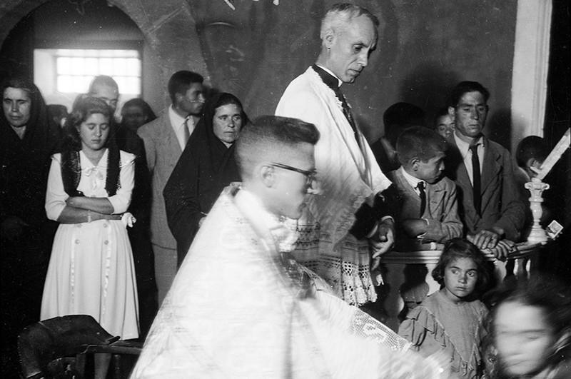 Misa de don Enrique Dorta Alfonso