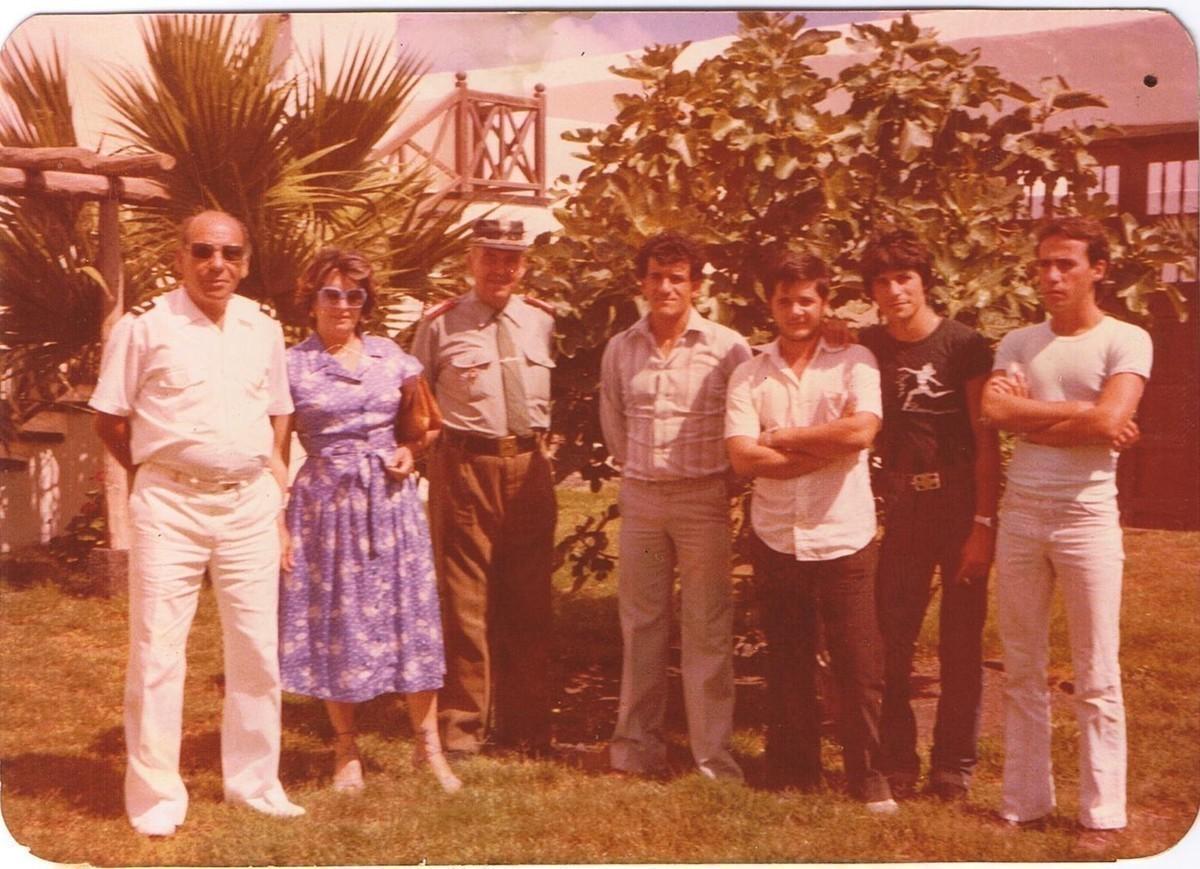 Primer servicio de la Cruz Roja en Lanzarote II