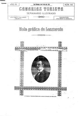 """Especial sobre Lanzarote en """"Canarias Turista"""""""