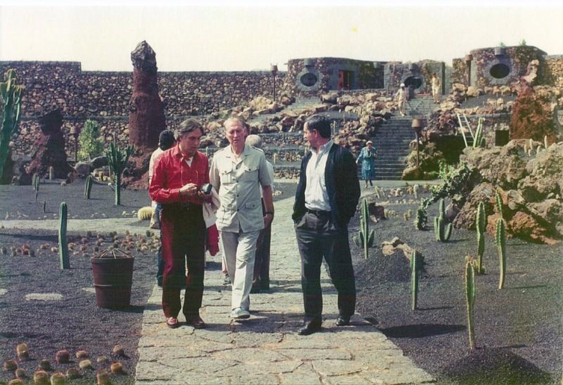 Finalización del Jardín de Cactus IV