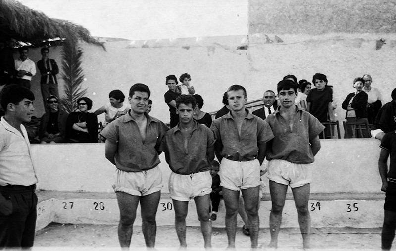 Luchadores de Máguez