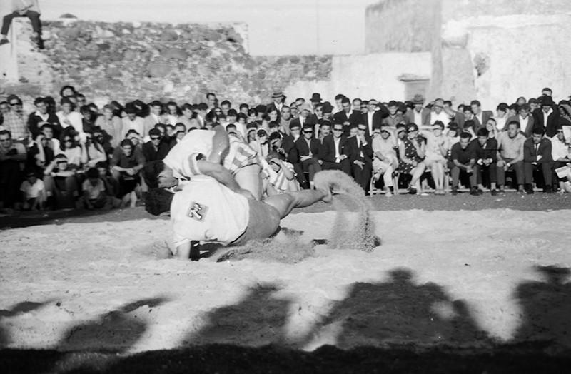 Luchada en Haría II