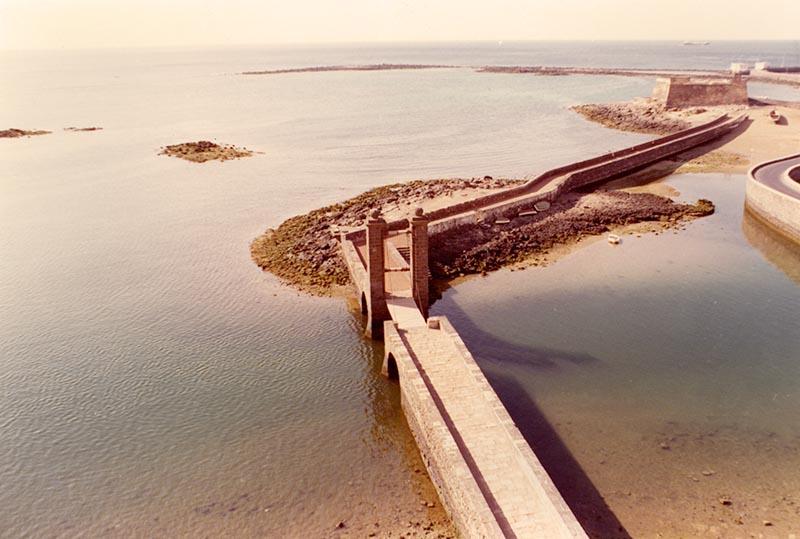Puente de Las Bolas en los años 70 I