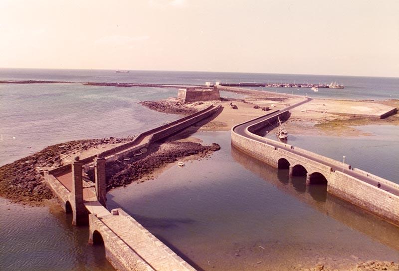 Puente de Las Bolas en los años 70 II