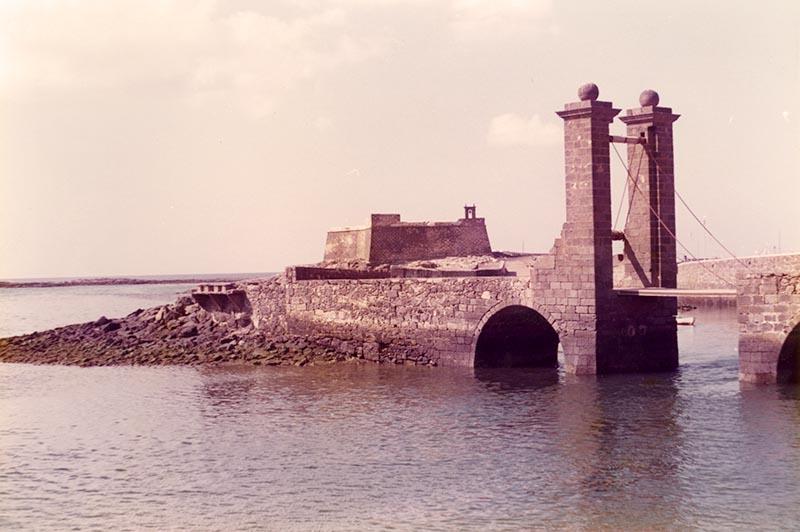 Puente de Las Bolas en los años 70 V