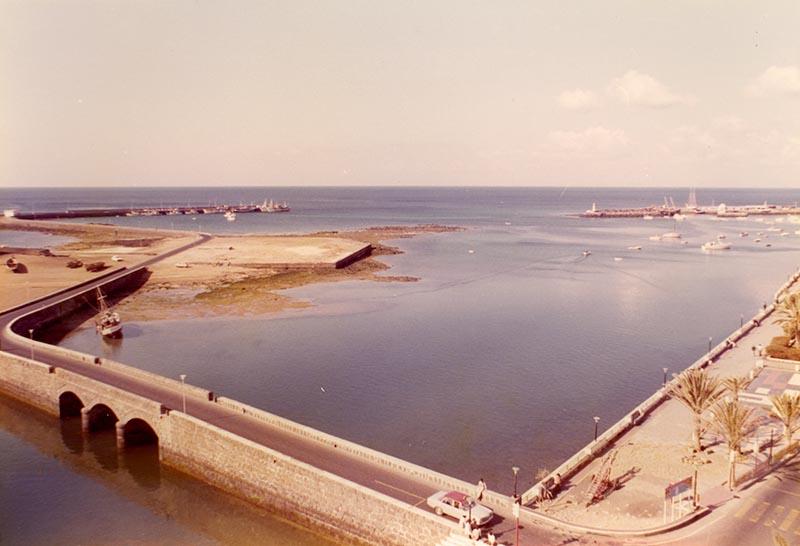 Puente de Las Bolas en los años 70 III