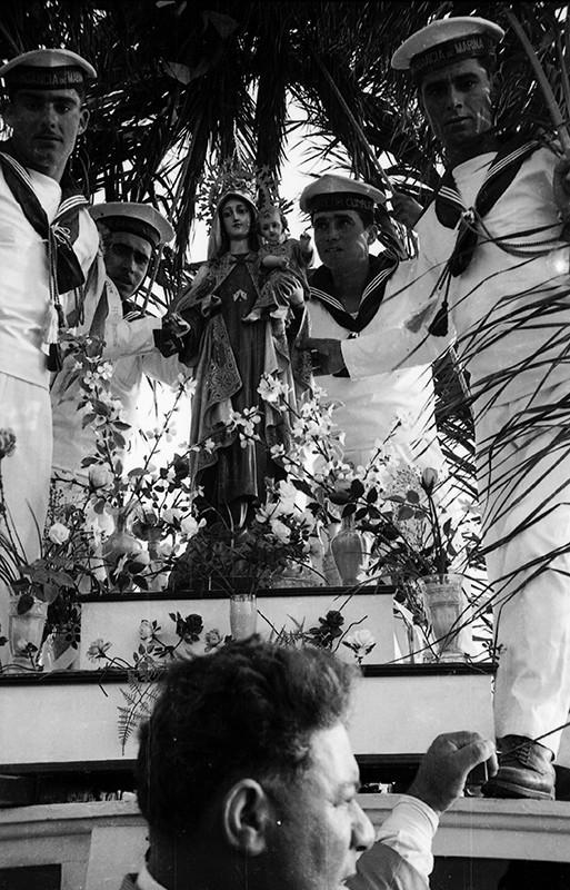 Procesión del Carmen en La Graciosa XXIV