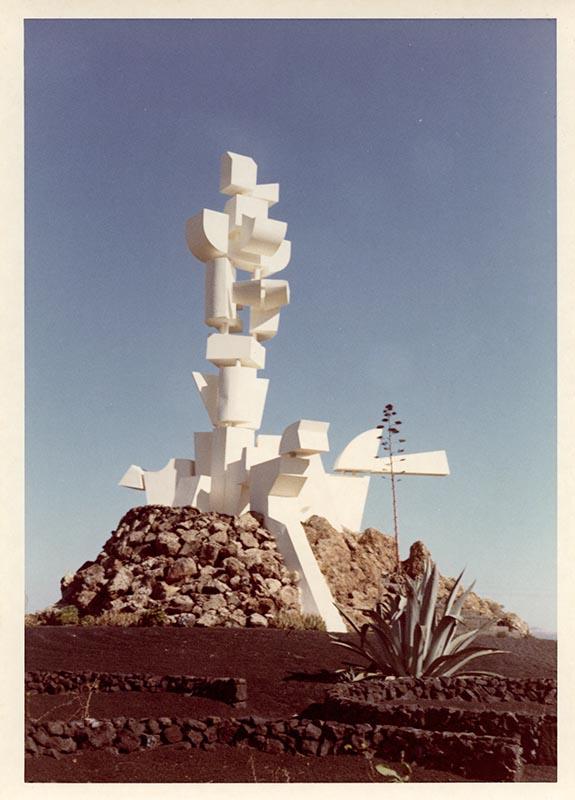 Monumento al Campesino, años 70 I