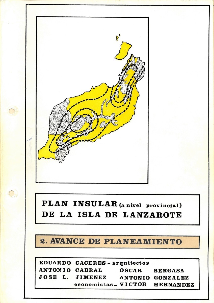 Avance planeamiento (Plan de 1973)