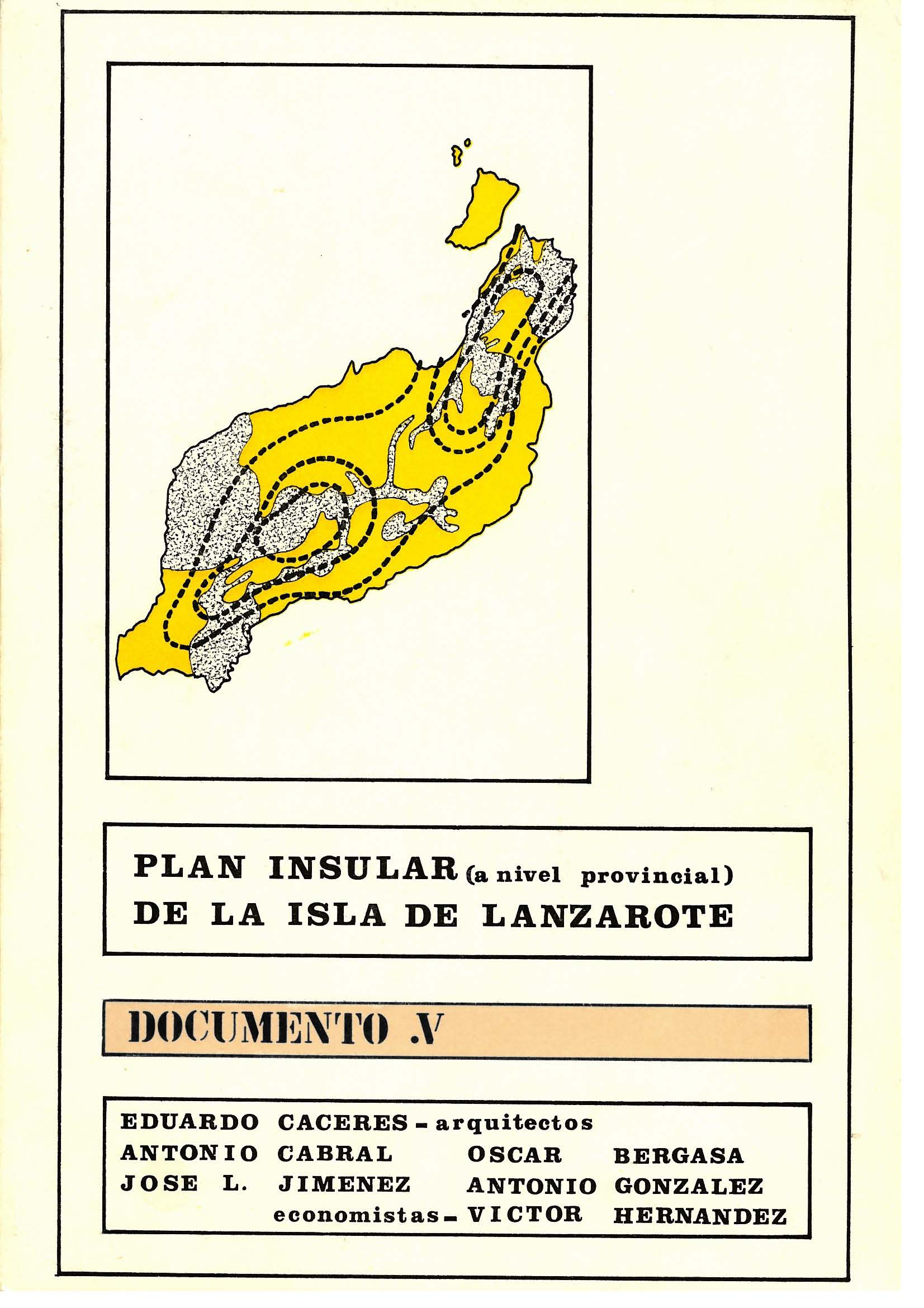 Documento V (Plan de 1973): Normativa