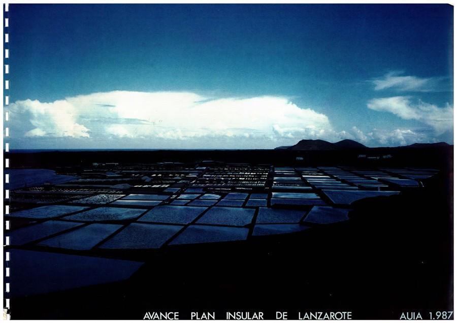 Avance Plan Insular de Lanzarote (Resumen, 1987)