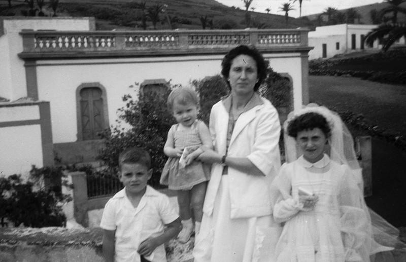 Familia de Alejandro Acosta Marmelo I