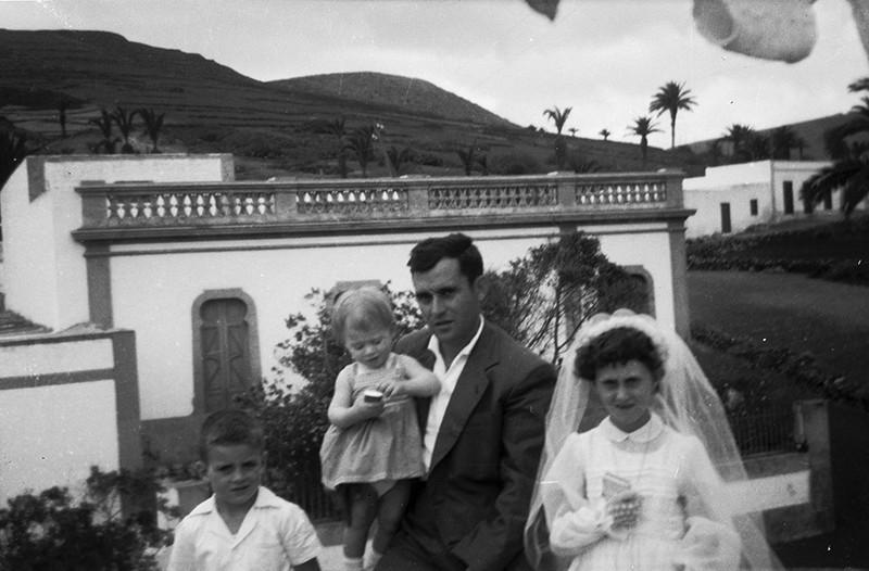 Familia de Alejandro Acosta Marmelo II
