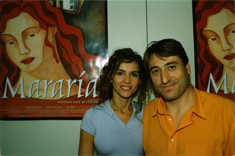Actores de Mararía