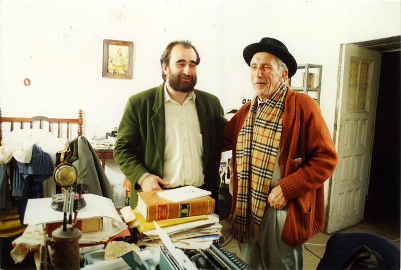 Leandro Perdomo y Fernando Gómez Aguilera I