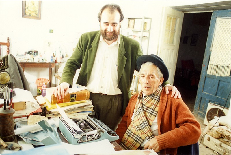 Leandro Perdomo y Fernando Gómez Aguilera II