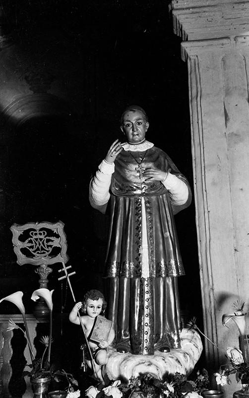 Recibimiento de la imagen del Padre Claret II