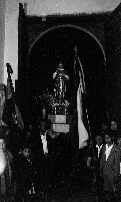 Recibimiento de la imagen del Padre Claret III