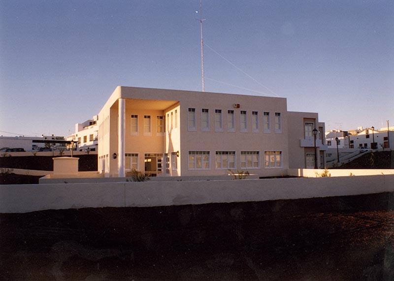 Inauguración de la Casa de la Juventud IV