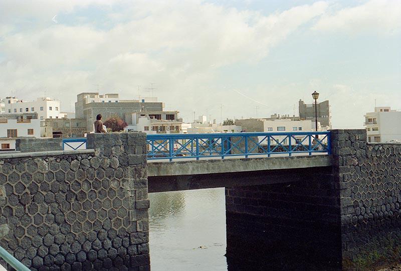 Obras de la avenida del Charco de San Ginés XXI