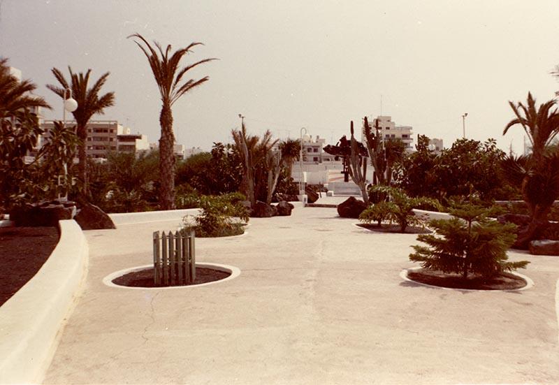 Antiguo parque Islas Canarias