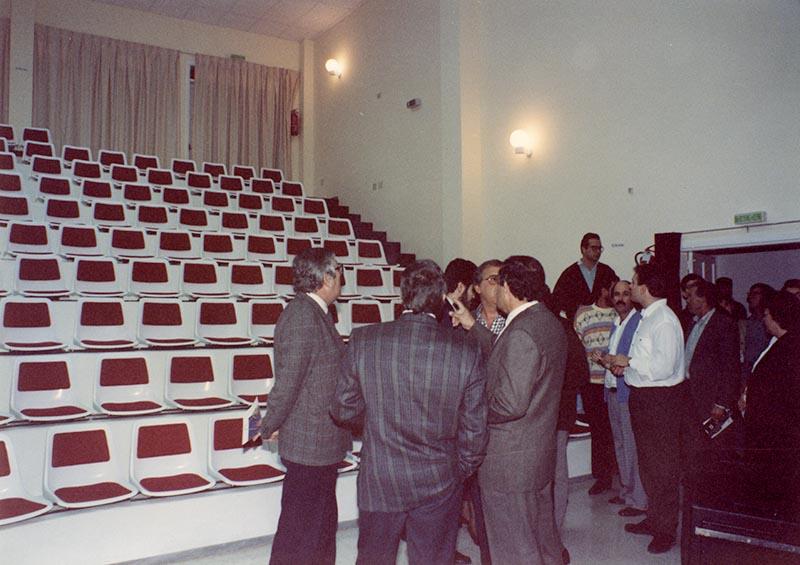 Inauguración de la Casa de la Juventud XIII