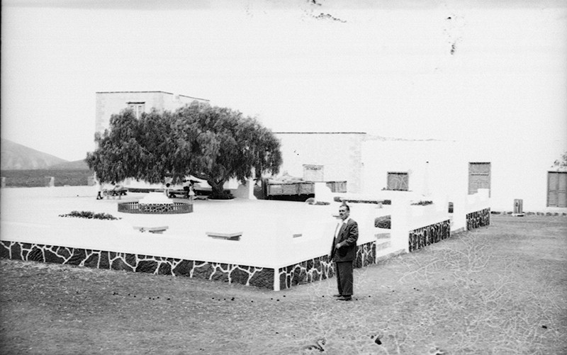 Plaza de Yaiza