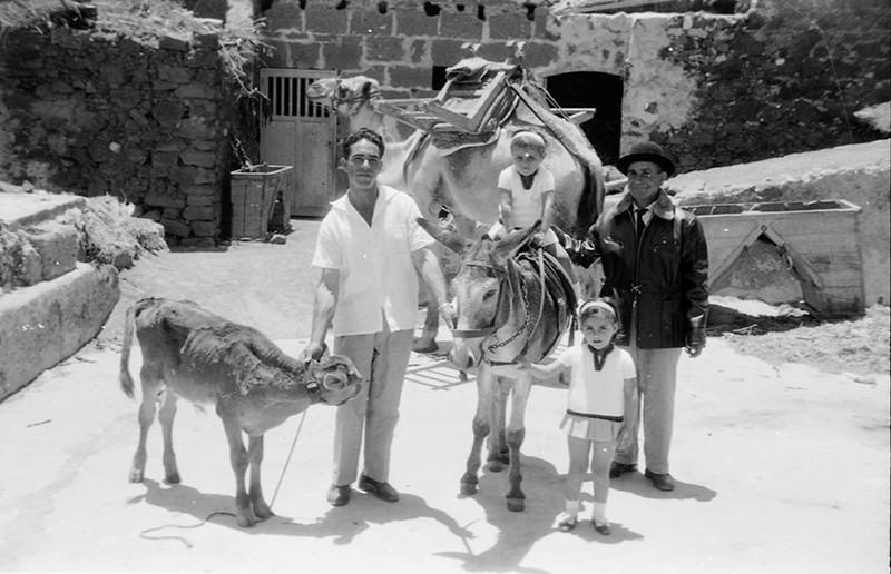 Manuel Torres Luzardo y su familia II