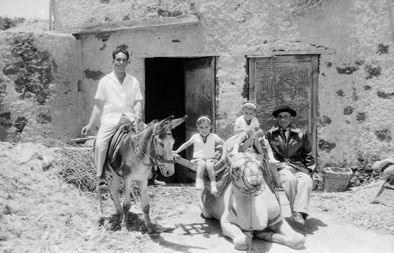 Manuel Torres Luzardo y su familia III