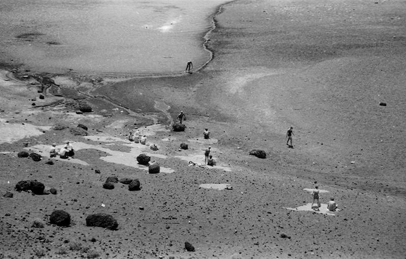 Playa de El Golfo