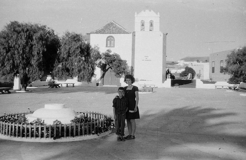 Hijos de Javier Reyes en Yaiza II