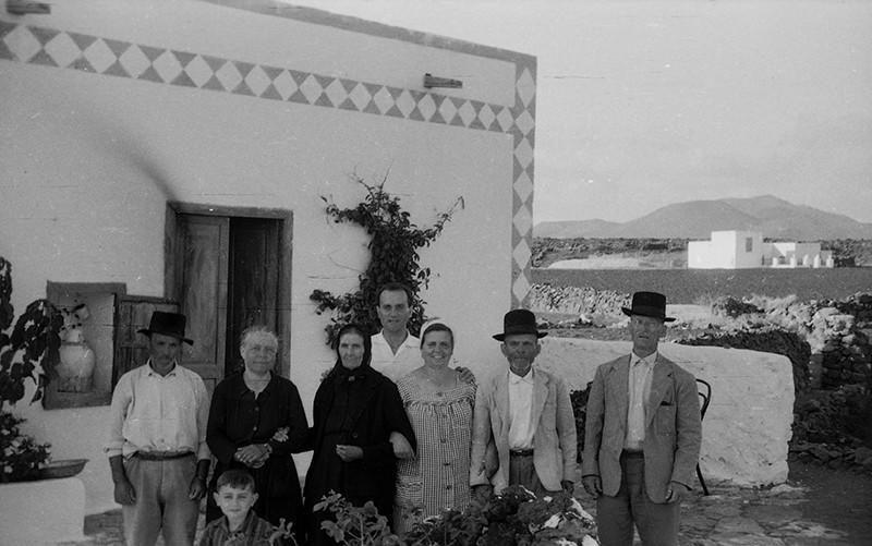 Familia de Javier Reyes en Yaiza I