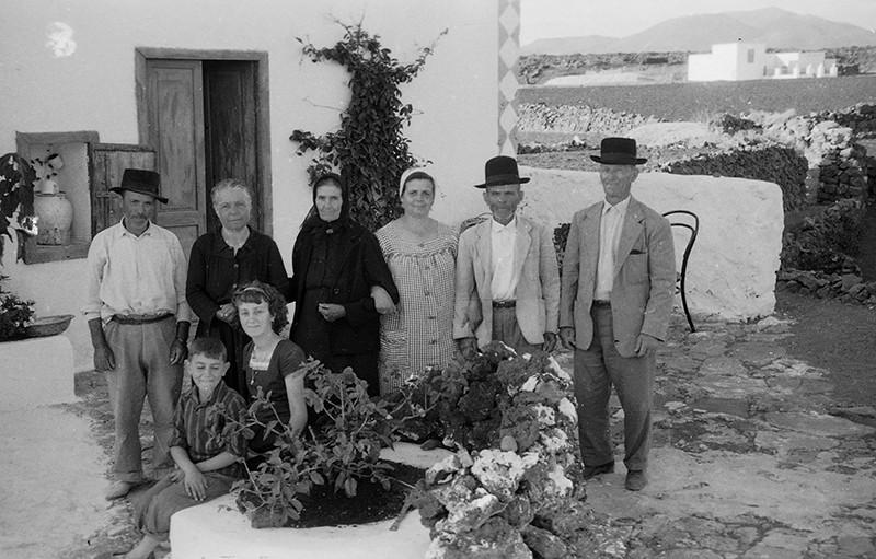 Familia de Javier Reyes en Yaiza II