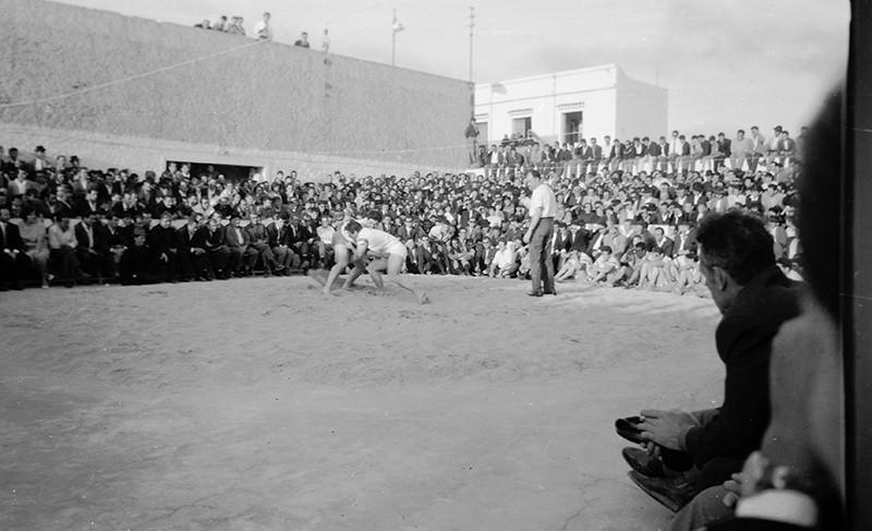 Luchada en Maguez I