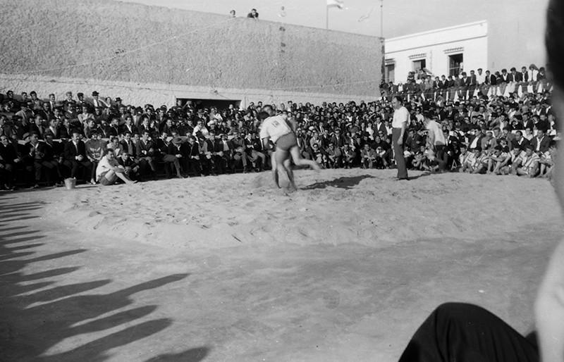 Luchada en Maguez II