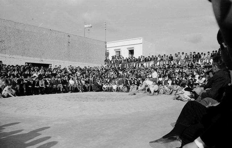 Luchada en Maguez VI