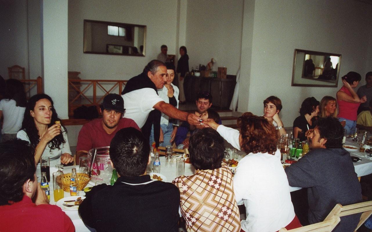 Reunión de cargos públicos del PIL con la prensa II