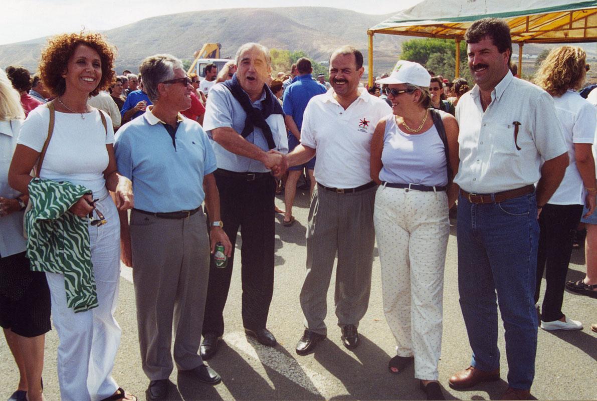 Fiesta del PIL en 2000 I