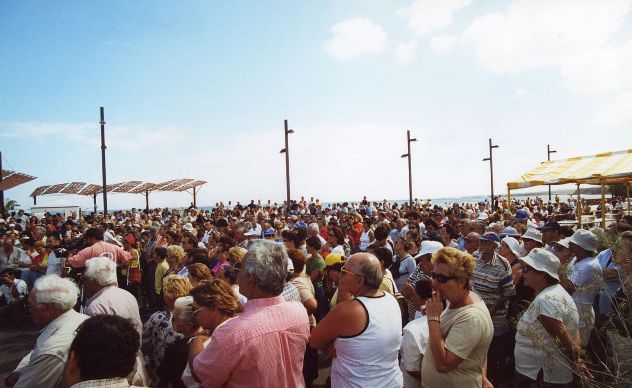Fiesta del PIL en 2000 III