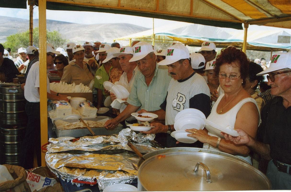 Fiesta del PIL en Arrieta IV