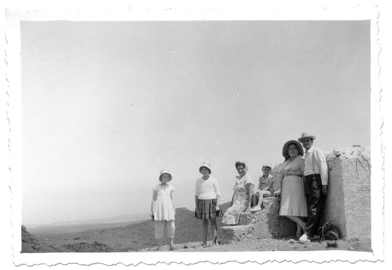 Familiares de Javier Reyes