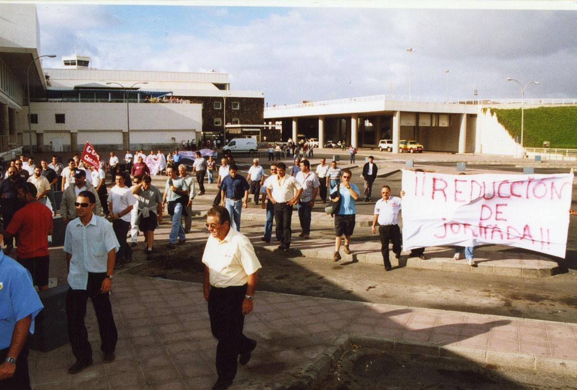 Huelga de transportes IV