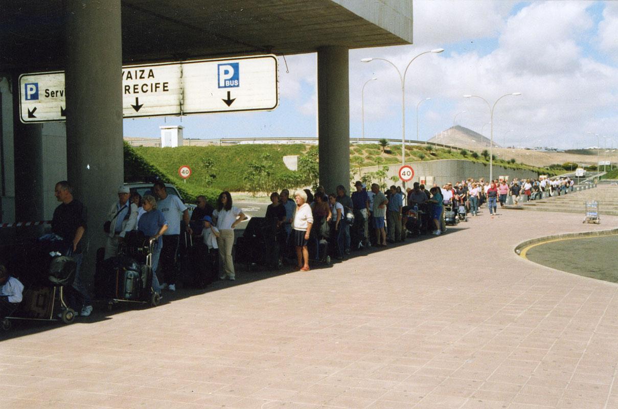 Huelga de transportes V