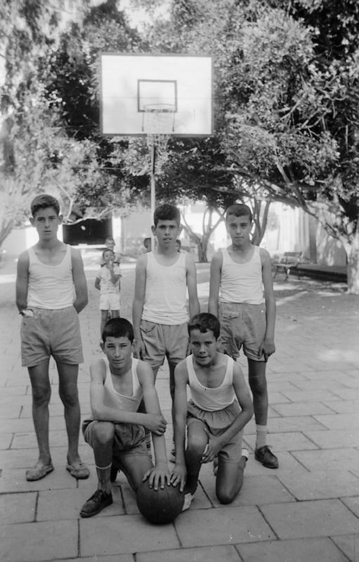 Baloncesto en Haría I