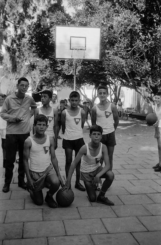 Baloncesto en Haría II