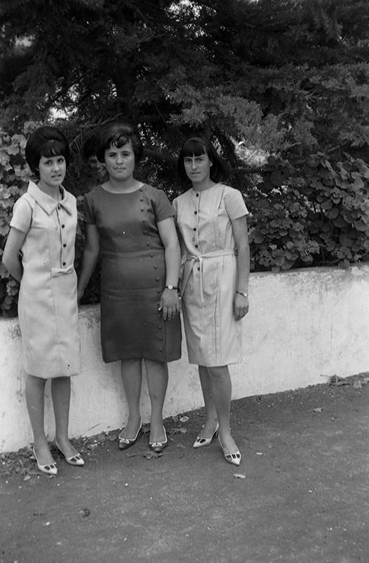 Chicas jóvenes en Villa Dolores