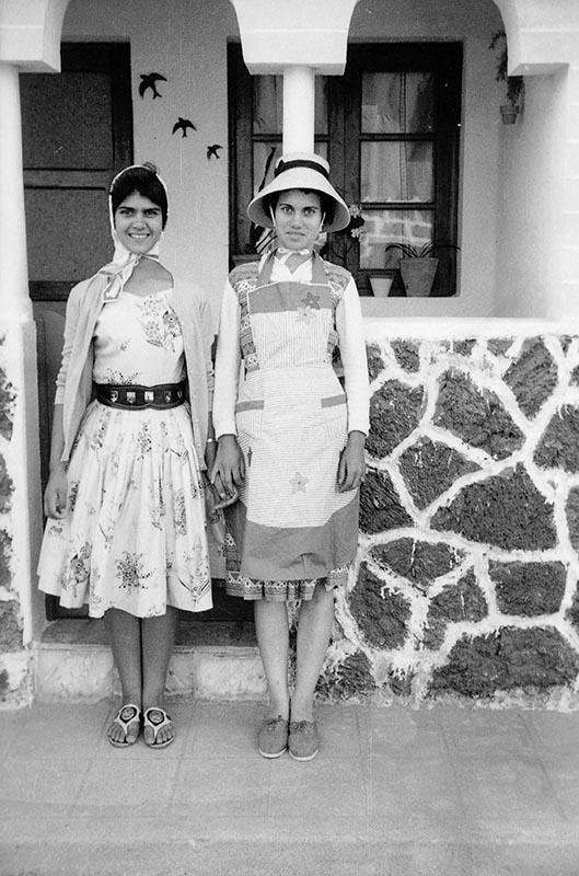 Mujeres en Caleta de Sebo II