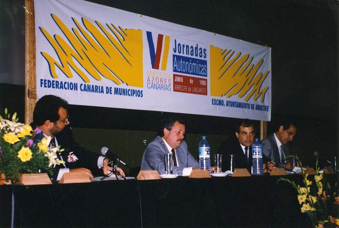 Jornadas Autonómicas Azores-Madeira-Canarias II