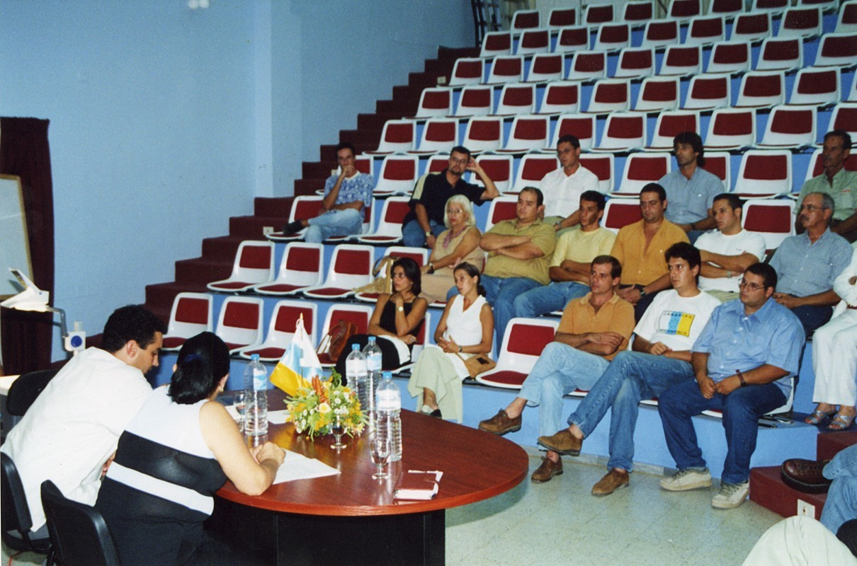 Encuentro de jóvenes del PIL IV